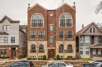 Chicago Condo/Townhouse New: 3216 North Ravenswood Avenue #3N