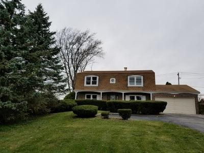 Glen Ellyn Single Family Home New: 22w768 Hackberry Drive