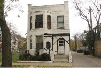 Chicago IL Multi Family Home New: $43,000