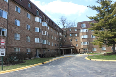 Schaumburg Condo/Townhouse Contingent: 220 South Roselle Road #207