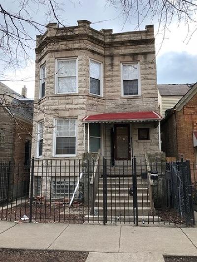 Chicago IL Multi Family Home New: $169,000