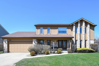 Glenview Single Family Home New: 3128 Barbara Drive