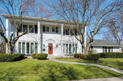 Naperville Single Family Home Contingent: 917 Royal Saint George Drive