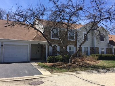 Wheaton Condo/Townhouse New: 1576 Burr Oak Court #B
