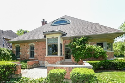 Hinsdale Single Family Home New