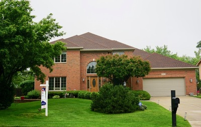 Darien Single Family Home For Sale: 8401 Creekside Lane