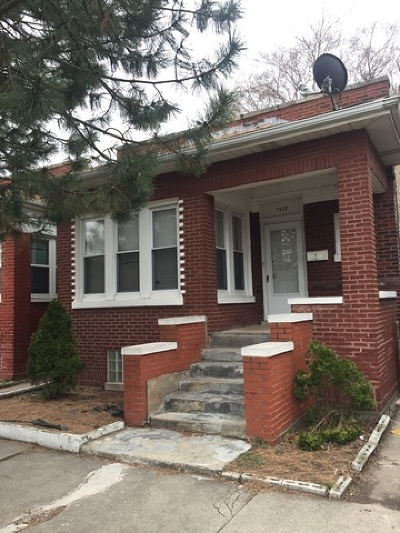 Chicago IL Single Family Home New: $99,900