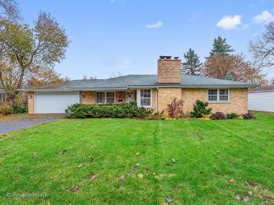Clarendon Hills Single Family Home For Sale: 30 Fairview Court