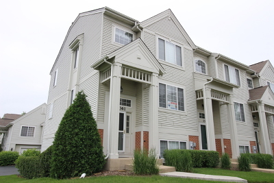 Cary Condo/Townhouse For Sale: 1361 New Haven Drive #1361