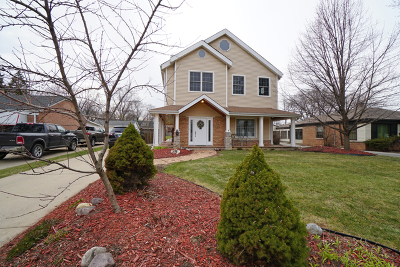 Palatine Single Family Home New: 26 South Ashland Avenue
