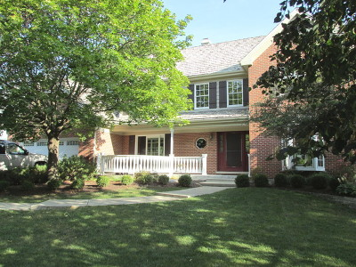 Arlington Heights Single Family Home New: 2740 East Woodbury Drive