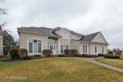 Buffalo Grove Single Family Home New: 2003 Jordan Terrace