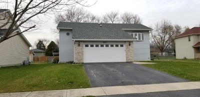 North Aurora Single Family Home New: 303 April Lane