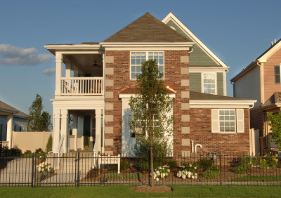 Elgin IL Single Family Home New: $379,000