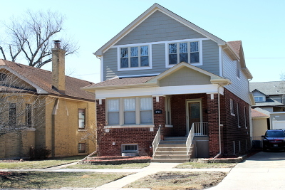 Chicago IL Single Family Home New: $479,900