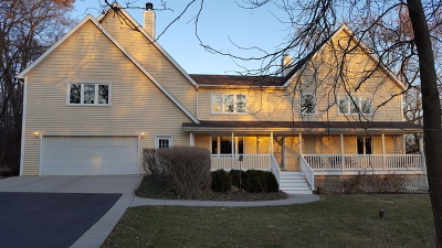 Lake Zurich Single Family Home For Sale: 23777 North Echo Lake Road