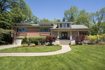 Glenview Single Family Home New: 2110 Swainwood Drive