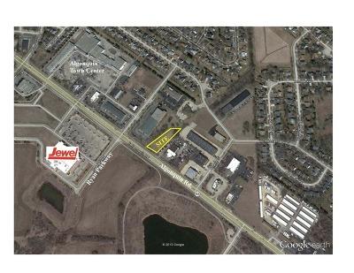 Algonquin Residential Lots & Land For Sale: 1655 East Algonquin Road