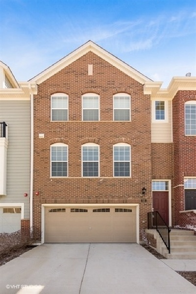 Schaumburg Condo/Townhouse For Sale: 55 Kevin Andrew Drive