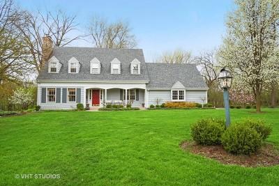 Barrington Single Family Home For Sale: 744 Oak Road