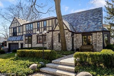Winnetka Single Family Home New: 1336 Scott Avenue