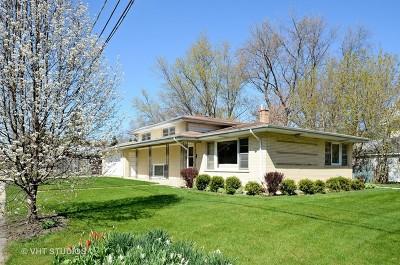 Wilmette Single Family Home For Sale: 2048 Birchwood Avenue