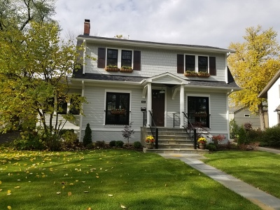 La Grange Single Family Home Contingent: 442 South Kensington Avenue
