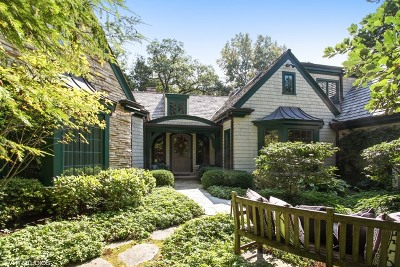Lake Forest Single Family Home New: 1119 North Sheridan Road