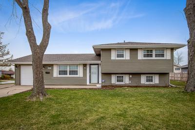 Schaumburg Single Family Home New: 213 West Weathersfield Way