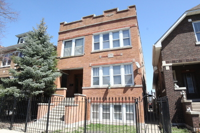 Cicero Multi Family Home New: 1621 South 50th Court
