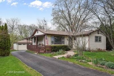 Carpentersville Single Family Home Contingent: 292 Deerpath Lane
