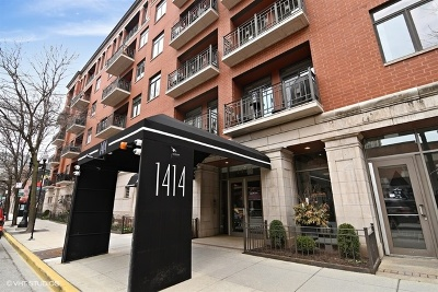 Chicago IL Condo/Townhouse New: $1,795,000