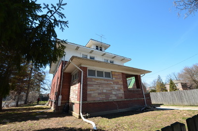 Villa Park Multi Family Home For Sale: 6 South Monterey Avenue
