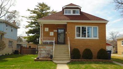 Evergreen Park  Single Family Home New: 9212 South Albany Avenue