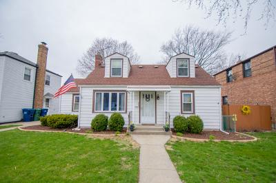 Evergreen Park  Single Family Home New: 9234 South Clifton Park Avenue