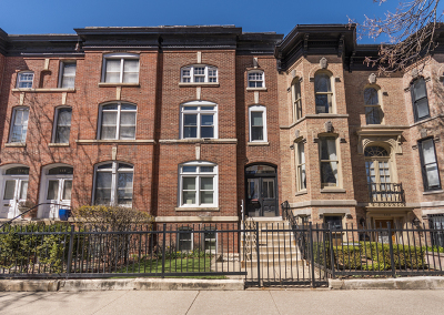 Single Family Home For Sale: 554 West Belden Avenue