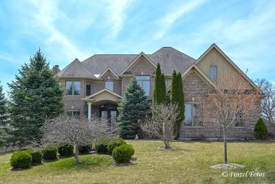 Carpentersville Single Family Home Price Change: 3258 Oak Knoll Road