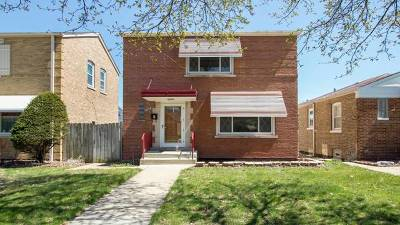 Chicago IL Single Family Home New: $227,000