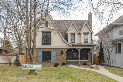Oak Park Single Family Home Price Change: 630 North East Avenue