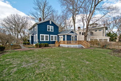 Geneva Single Family Home New: 737 Forrest Avenue