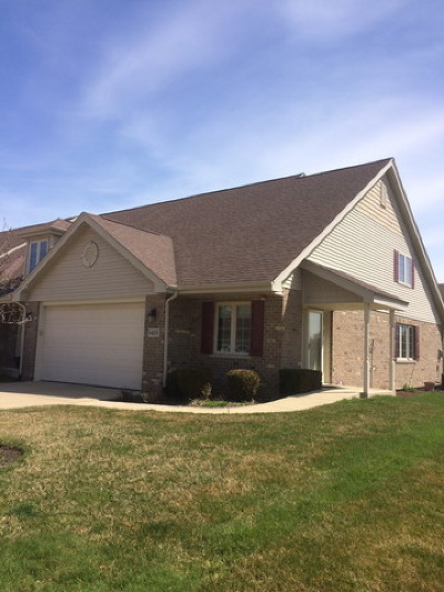 Hickory Hills  Condo/Townhouse For Sale: 9409 Saratoga Court