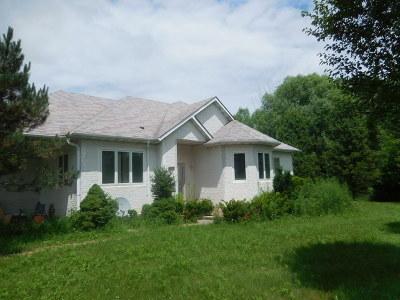 Harvard Single Family Home New: 17620 Green Road