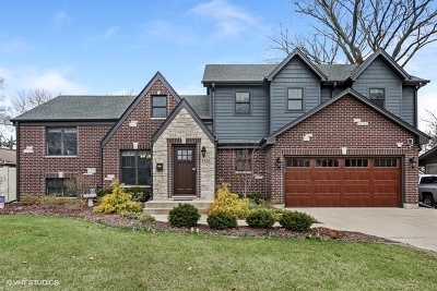 Downers Grove IL Single Family Home New: $715,000
