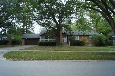 Northbrook Single Family Home New: 1714 Ferndale Avenue