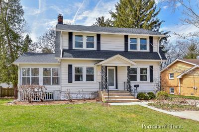 Wheaton Single Family Home New: 818 James Court