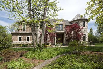 Glenview Single Family Home New: 1749 East Ridgewood Lane