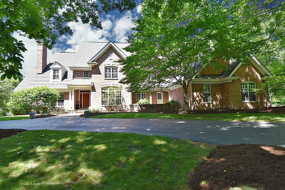 St. Charles Single Family Home For Sale: 4n580 Pheasant Run Drive