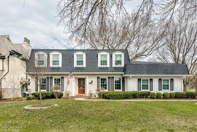 Naperville Single Family Home New: 1321 Royal Saint George Drive