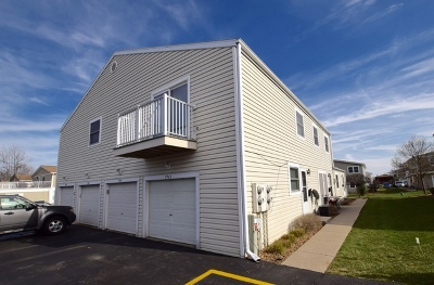 Tinley Park Condo/Townhouse New: 7943 164th Place #96