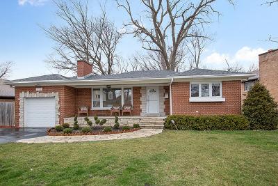 Northbrook Single Family Home New: 1728 Marcee Lane